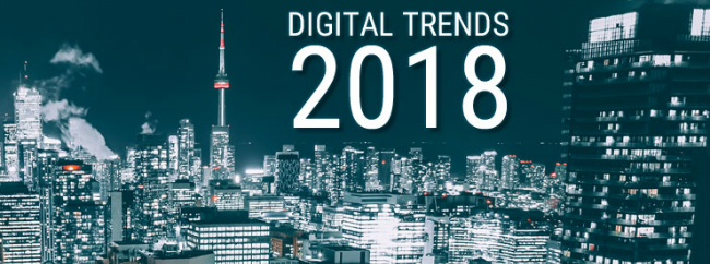 Digitale Trends 2018